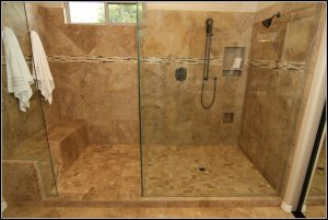 All Glass Shower