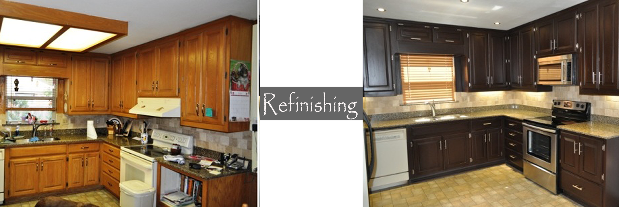 refinish or replace kitchen cabinets cabinet makeover replace reface or refinish 25283