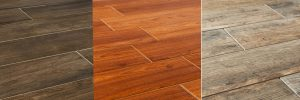 Ceramic Wood flooring