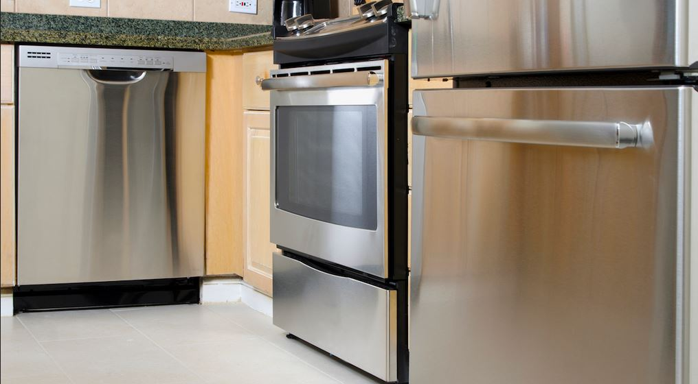 How To Clean Stainless Steel Appliances Retro Pro