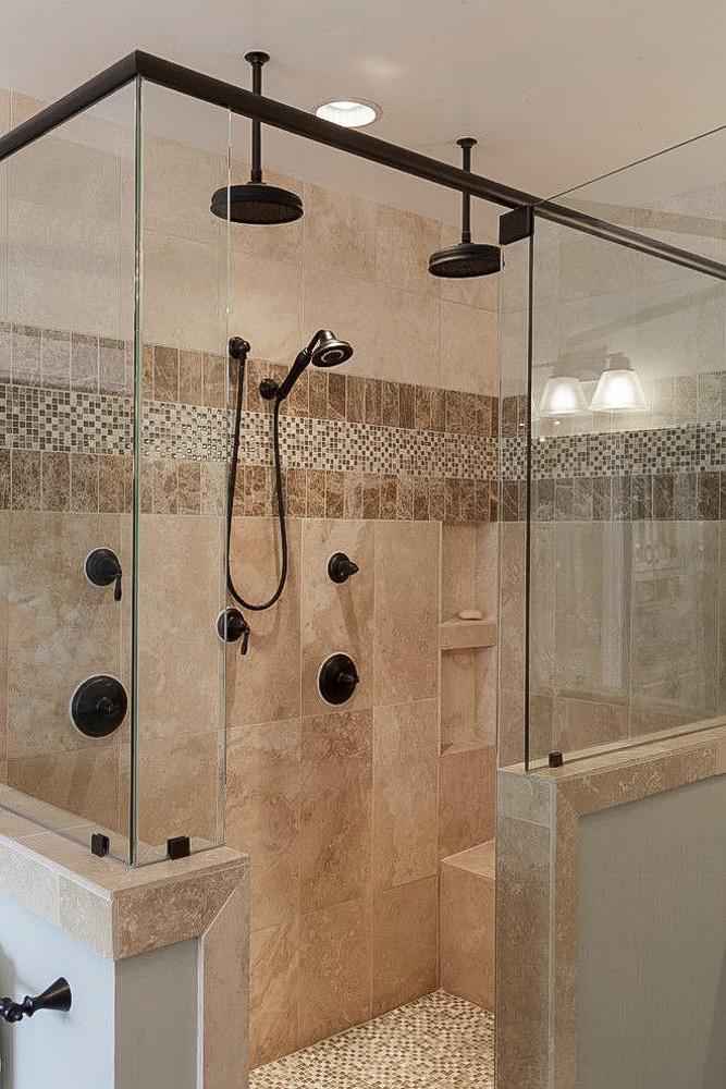 Shower Design Ideas - Make Your Shower Amazing!